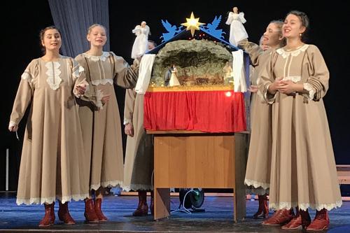 Отборочные туры конкурса «Рождественские песни народов мира» – 2018 во Владимире и Перми